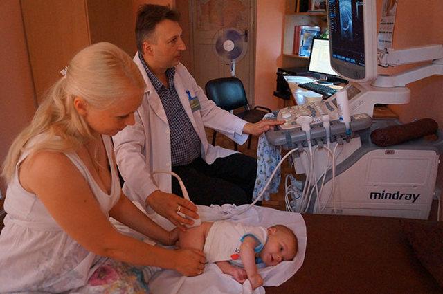 УЗД кульшових суглобів: у новонароджених, немовлят і дітей, норма кутів