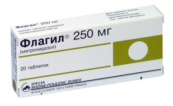 Метронідазол - інструкція із застосування таблетки і способи