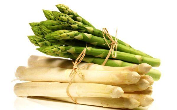 Спаржа: калорійність, користь і шкода для здоров'я організму