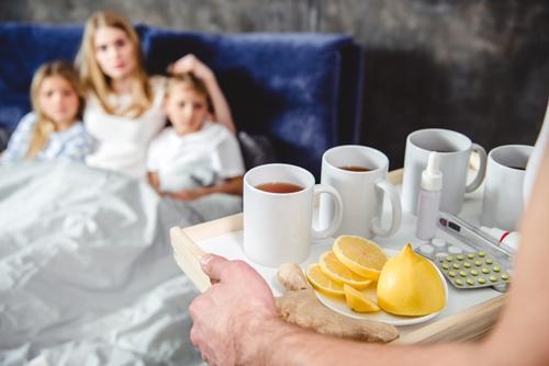 Засоби від кашлю для вагітних - методи терапії